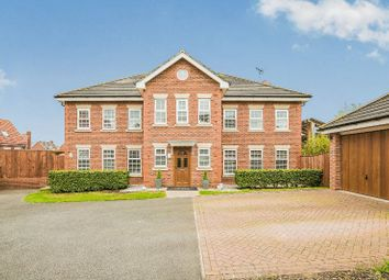 Thumbnail 6 bed detached house for sale in St. Augustines Drive, Wychwood Village, Crewe