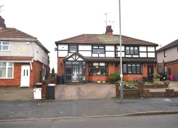 Thumbnail 4 bed semi-detached house for sale in Goodyers End Lane, Bedworth
