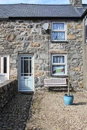 Thumbnail 2 bed terraced house to rent in Eifl Road, Trefor, Caernarfon