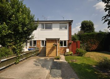 Thumbnail 3 bed end terrace house for sale in Ryecroft Gardens, Blackwater, Camberley