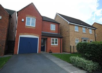 Thumbnail 3 bed detached house to rent in Laburnum Way, Loughborough