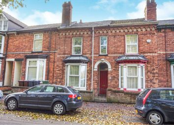 Thumbnail 3 bed terraced house for sale in Boultham Avenue, Lincoln