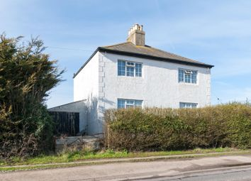 Thumbnail 3 bed detached house for sale in Sandwich Road, Sholden, Deal