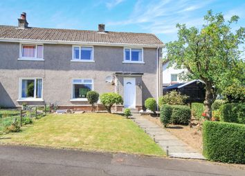 Thumbnail 2 bed semi-detached house for sale in Ingliston Drive, Bishopton
