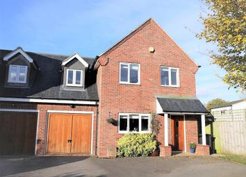 Thumbnail 4 bed semi-detached house for sale in West End Road, Mortimer Common