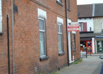 Thumbnail 1 bed flat to rent in Leopold Street, South Wigston, Leicester