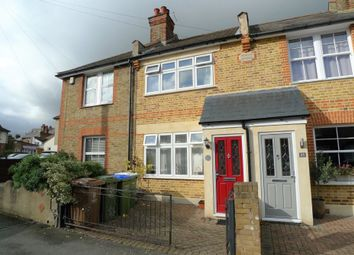 Thumbnail 2 bed terraced house to rent in Woodside Road, Sidcup