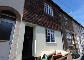 Thumbnail 2 bed terraced house to rent in East Street, Chatham, Kent