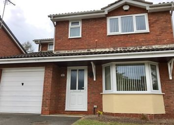 Thumbnail 3 bed detached house to rent in Coed Y Graig, Penymynydd, Chester