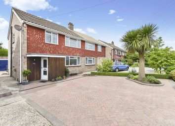 Thumbnail 3 bed semi-detached house for sale in Lorne Gardens, Croydon