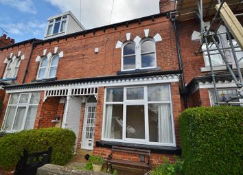 Thumbnail 4 bed terraced house to rent in Hill View Avenue, Chapel Allerton, Leeds