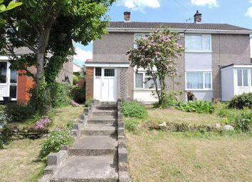 Thumbnail 2 bed semi-detached house for sale in Heol Camlan, Birchgrove, Swansea