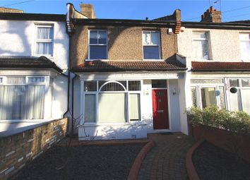 Thumbnail 3 bed terraced house to rent in Edenbridge Road, Enfield