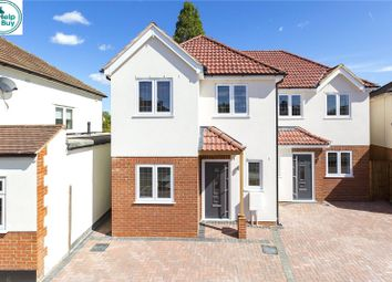 Thumbnail 2 bed semi-detached house for sale in Woodlands Road, Romford, Essex