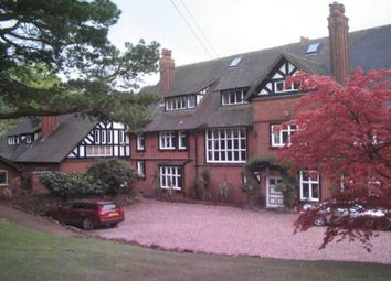 Thumbnail 2 bed flat to rent in Idlerocks, Moddershall, Stone