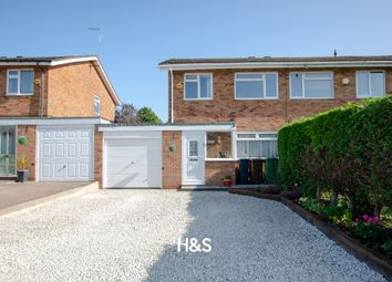 3 bed semi-detached house for sale in Peterbrook Rise, Shirley, Solihull B90
