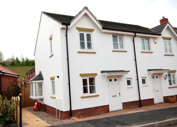 Thumbnail 3 bedroom semi-detached house to rent in The Cloisters, Telford