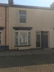 Thumbnail 2 bed terraced house for sale in Burgess Street, Stockton