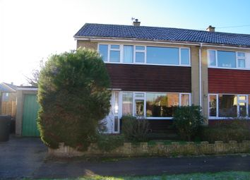 Thumbnail 3 bed semi-detached house to rent in Farleigh Avenue, Melksham