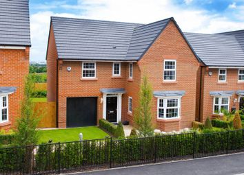 Thumbnail 4 bed detached house for sale in The Drummond At Charlotte Place, Winsford