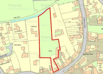Thumbnail Land for sale in Market Place, Donington