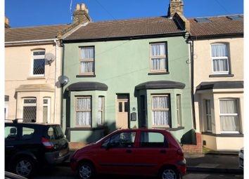 Thumbnail 3 bed terraced house for sale in Windsor Road, Gillingham
