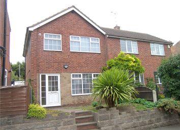 3 bed semi-detached house to rent in Church Street, Ockbrook, Derby DE72