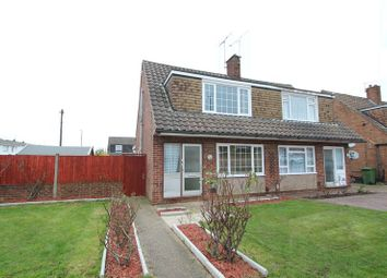 Thumbnail 3 bed semi-detached house for sale in Swale Road, Crayford, Dartford