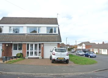 Thumbnail 3 bed semi-detached house to rent in All Saints Drive, Four Oaks, Sutton Coldfield