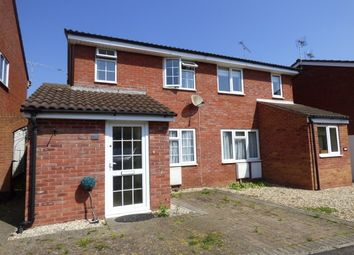 Thumbnail 2 bed semi-detached house to rent in Arnold Close, Taunton