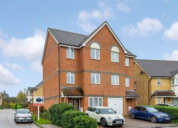 Blanchland Circle, Monkston, Milton Keynes, Bucks MK10. 4 bed semi-detached house for sale