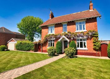 Thumbnail 5 bed detached house for sale in Main Road, Burton Pidsea, East Yorkshire