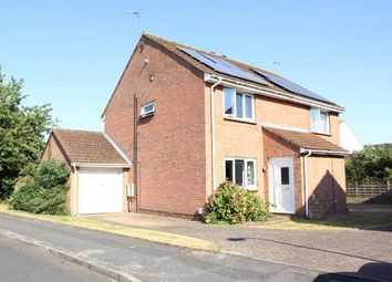 Thumbnail 3 bedroom semi-detached house for sale in Lee Avenue, Abingdon, Oxfordshire