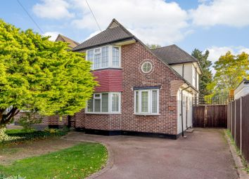 Thumbnail 3 bed semi-detached house for sale in Welbeck Close, New Malden