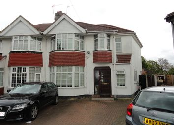Thumbnail 5 bedroom semi-detached house for sale in Eskdale Avenue, Northolt
