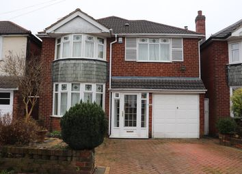 Thumbnail 3 bed detached house for sale in Bodenham Road, Birmingham