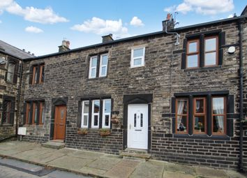 Thumbnail 1 bed terraced house for sale in Calderbrook Road, Littleborough