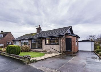 Thumbnail 2 bed semi-detached bungalow for sale in The Hawthorns, Eccleston