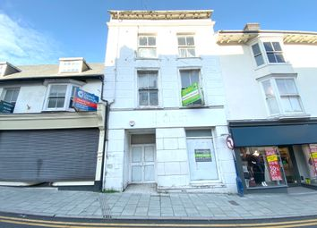 Thumbnail 1 bedroom terraced house for sale in Great Darkgate Street, Aberystwyth