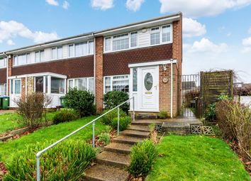 Thumbnail 3 bedroom end terrace house for sale in Shelley Drive, Welling