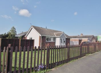 Thumbnail 2 bed detached bungalow for sale in Firs Road, Hethersett, Norwich