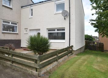 Thumbnail 2 bed semi-detached house for sale in Lawers Way, Inverness