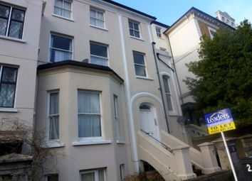 Thumbnail 3 bed flat to rent in Spencer Road, Eastbourne
