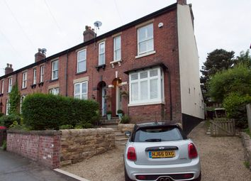 Thumbnail 3 bedroom end terrace house for sale in Hollinwood Road, Disley, Stockport