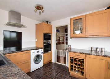 Thumbnail 3 bed detached bungalow for sale in Meadow Bank Close, West Kingsdown, Sevenoaks, Kent