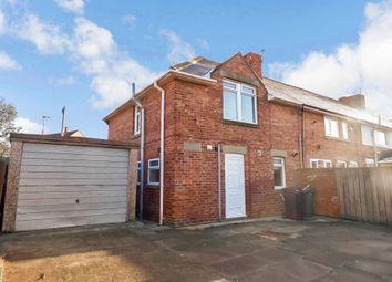 Thumbnail 3 bed semi-detached house for sale in Northumberland Avenue, Newbiggin-By-The-Sea
