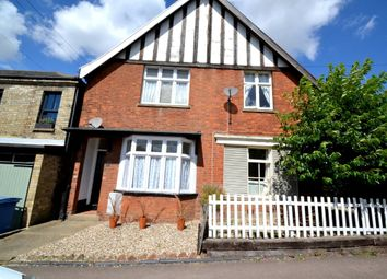 Thumbnail 2 bedroom semi-detached house for sale in Suffolk Road, Sudbury