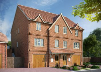 Thumbnail 3 bed semi-detached house for sale in Hartley Row Park, Fleet Road, Hartley Wintney, Hampshire