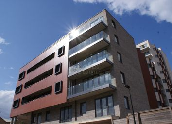Thumbnail 1 bed flat for sale in Leven Wharf, Leven Road, Poplar
