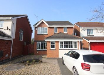 Thumbnail 4 bed detached house for sale in Barnes Drive, Thornton-Cleveleys